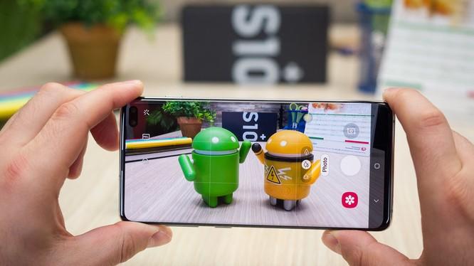AR emoji trên Galaxy S10 sẽ được nâng lên một tầm cao mới (ảnh: Phone Arena)