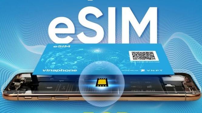 eSIM có nhiều ưu điểm hơn SIM vật lý
