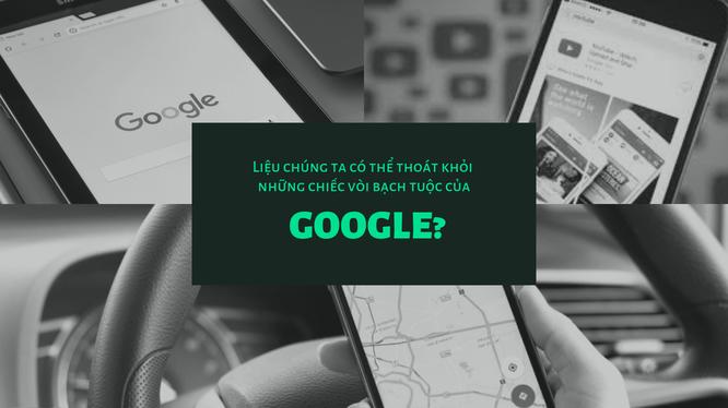 Google có một hệ sinh thái rất đa dạng