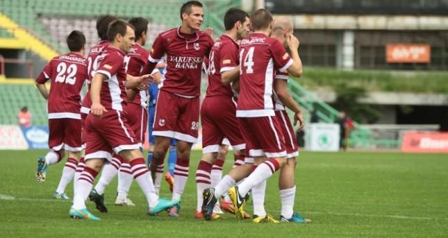 Đội bóng Sarajevo FC sẽ được tham dự vòng sơ loại Champions League 2019 - 2020 (ảnh: Sarajevo Times)