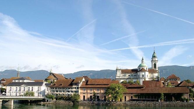 Thị trấn này gắn liền với con số 11 (ảnh: Wikidia)
