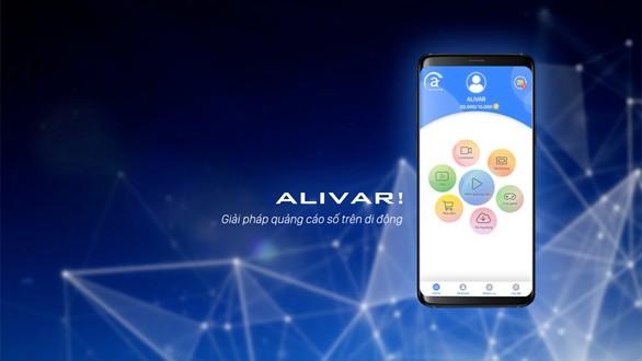 Alivar là ứng dụng mà người dùng có thể xem quảng cáo để tích điểm, và từ điểm có thể quy đổi thành tiền mặt