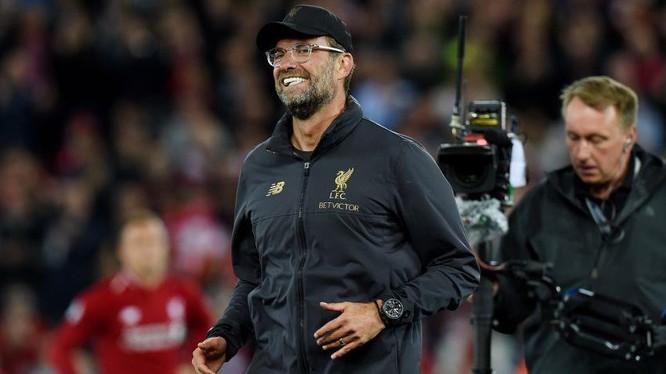 HLV người Đức Juergen Klopp đã dẫn dắt Liverpool tới trận chung kết Champions League