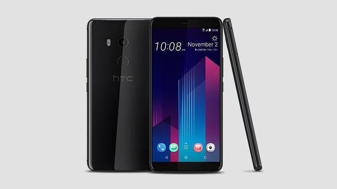 HTC U11+ (ảnh ZDNet)