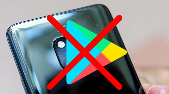 Google sẽ dừng hỗ trợ phần cứng cũng như phần mềm cho Huawei