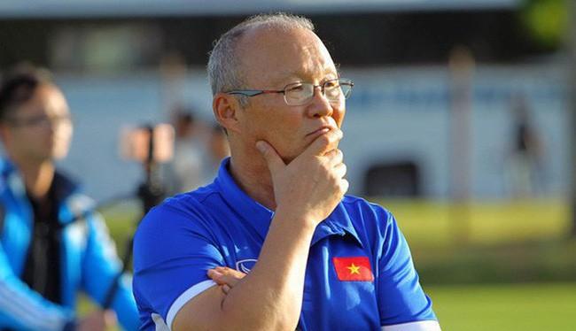 HLV Park Hang-seo có nhiều việc phải làm trước khi đội tuyển Việt Nam tham dự King's Cup (ảnh VTV)
