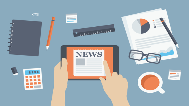 Người đọc báo giờ đây có thể nghe nội dung bài báo thông qua một giọng đọc được thực hiện bởi trí tuệ nhân tạo