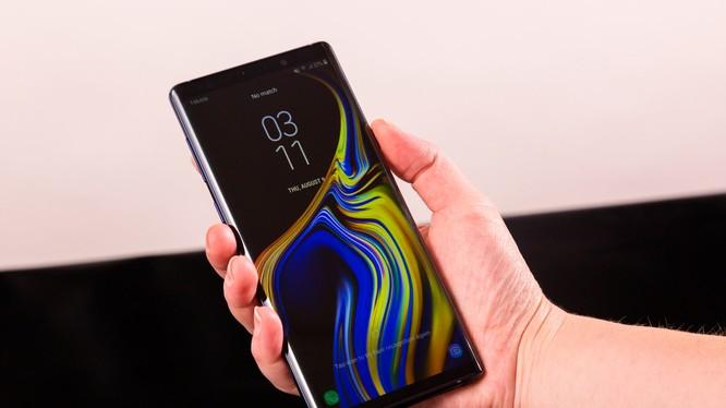 Galaxy Note 9 (ảnh Business Insider)