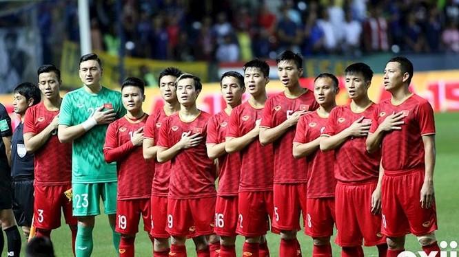 Tuyển Việt Nam sẽ gặp lại các đội bóng Đông Nam Á tại vòng loại World Cup 2022 (ảnh Oxii)