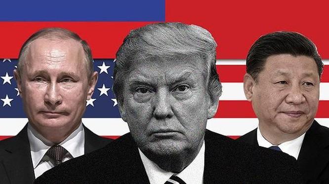 Cuộc chiến địa chính trị Mỹ - Nga - Trung đang diễn ra quyết liệt