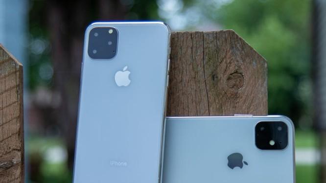 Hình ảnh được cho là iPhone 11 (ảnh: Cult of Mac)