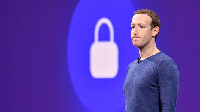 Mark Zuckerberg - CEO Facebook (ảnh Getty Images)