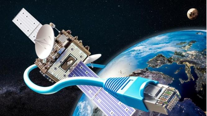 Phủ sóng Internet từ vệ tinh là một dịch vụ đang được Elon Musk triển khai (ảnh: Verdict)