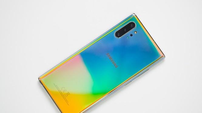 Galaxy Note 10+ (ảnh Phone Arena)