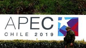 Tổng thống Chile tuyên bố hủy bỏ Hội nghị thượng đỉnh APEC khiến việc ký kết Hiệp định Thương mại Mỹ - Trung giai đoạn đầu bị ảnh hưởng nghiêm trọng.