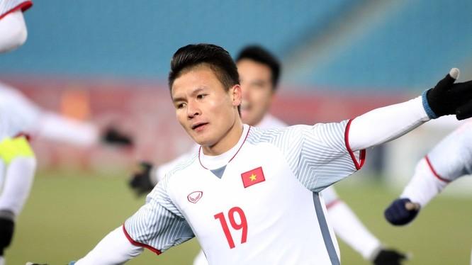 Quang Hải là cầu thủ xuất sắc nhất V.League 2019