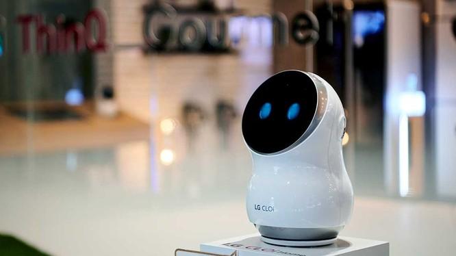 Robot Cloi của LG (ảnh LG)