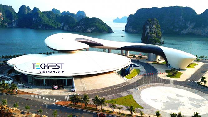 Techfest Vietnam 2019 sẽ được tổ chức tại TP Hạ Long, tỉnh Quảng Ninh