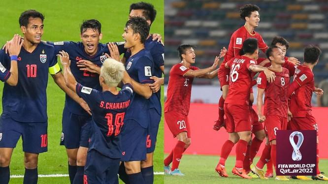 Các trận đấu giữa Việt Nam và Thái Lan luôn hấp dẫn (ảnh Fox Sport)