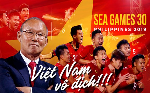 Bóng đá Việt Nam đã bước sang tầm cao mới (ảnh: SaoStar)