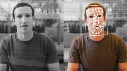 Với công nghệ deepfake, người ta có thể dễ dàng chỉnh sửa hình ảnh người trong video theo mục đích của mình (ảnh BBC)