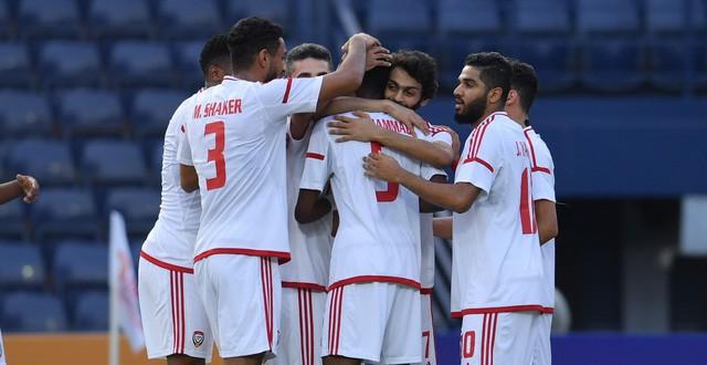 Các cầu thủ U23 UAE hứa sẽ giành chiến thắng trước U23 Jordan