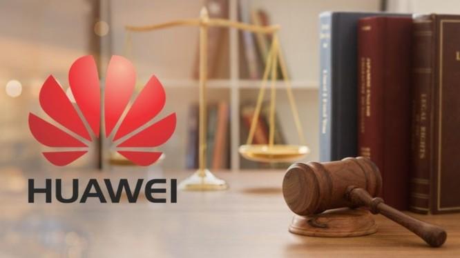 Huawei đang đệ đơn kiện Verizon (ảnh: trade99)