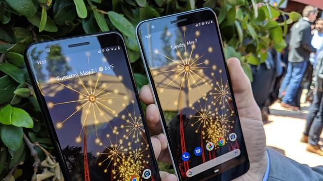 Điện thoại thông minh Pixel 3 của Google (ảnh Tom'Guide)