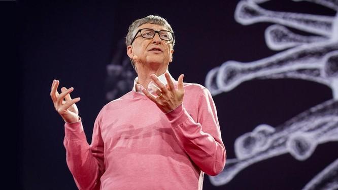 Bill Gates cho rằng cánh cửa dập dịch vẫn chưa đóng lại với nước Mỹ