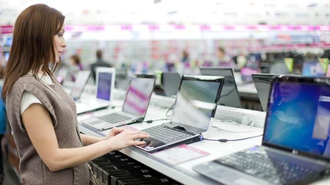 Nhu cầu máy tính cá nhân đang tăng trên toàn cầu (ảnh: CRN Australia)