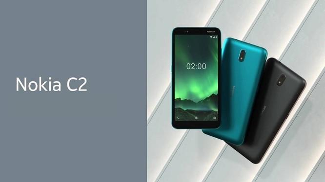Nokia C2 (ảnh: TGDĐ)