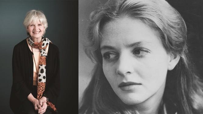 Nữ diễn viên, nhà văn, nhà báo người Mỹ Patricia Bosworth