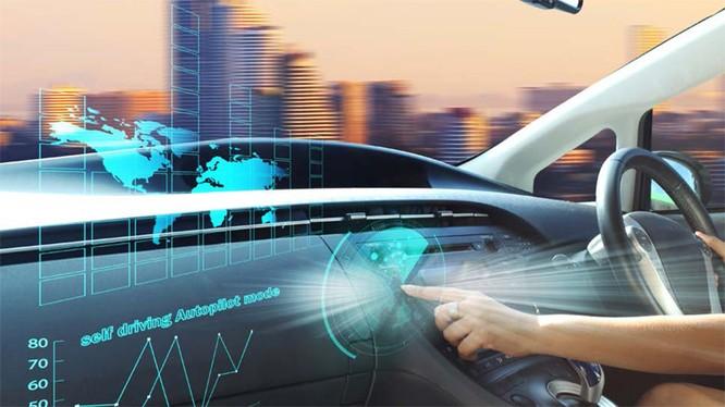 5G sẽ hỗ trợ đắc lực cho các phương tiện giao thông hiện đại (ảnh: Huawei)
