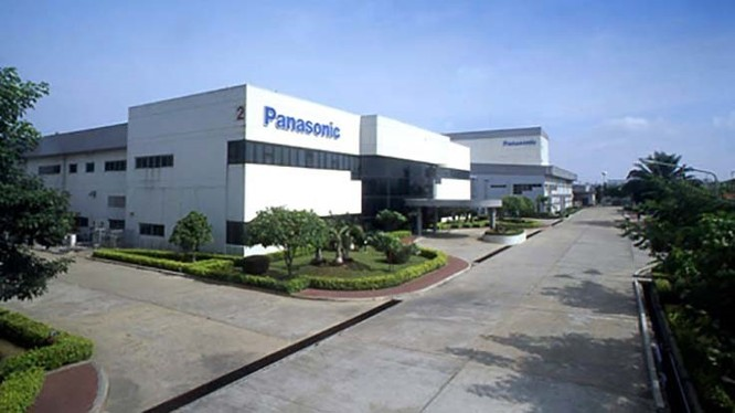 Nhà máy của Panasonic tại Thái Lan