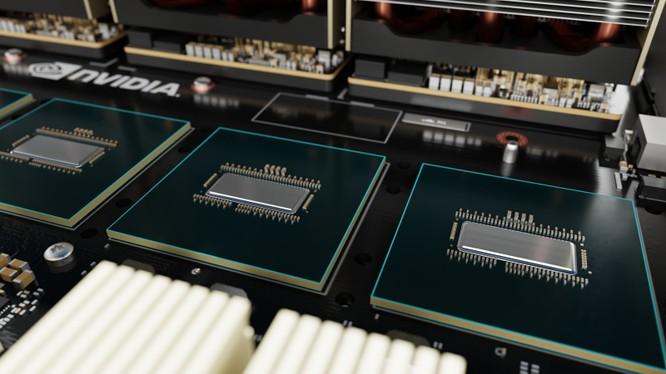 Bên trong siêu máy tính của NVIDIA