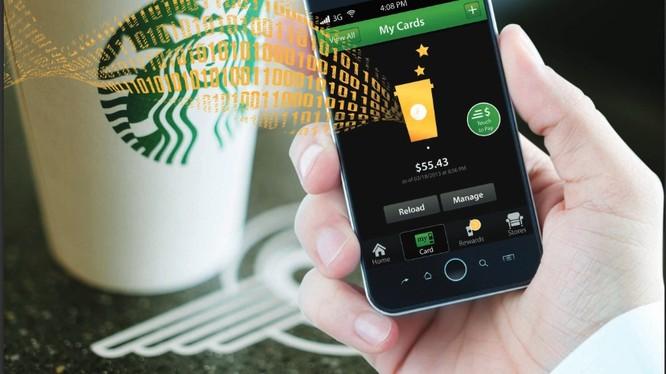 Starbucks là một doanh nghiệp chuyển đối số thành công