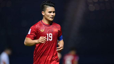 Quang Hải là cầu thủ nổi tiếng của bóng đá Việt Nam (ảnh: VFF)