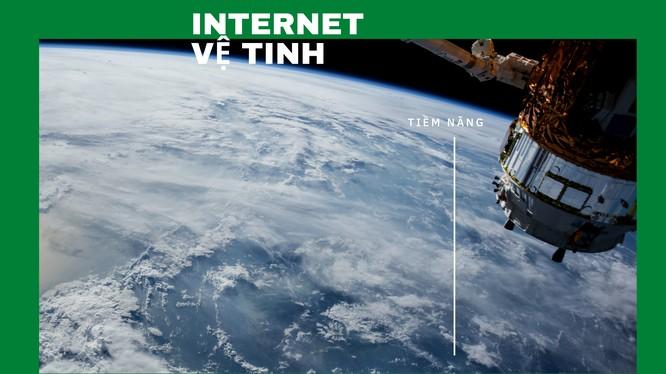 Internet vệ tinh ngày càng trở nên gần với thực tế hơn