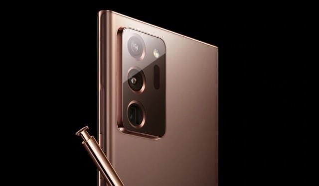 Hình ảnh rò rỉ chiếc Galaxy Note 20 Ultra