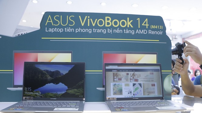 ASUS VivoBook M14 là sản phẩm hấp dẫn trong phân khúc tầm trung