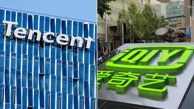 Hai công ty Trung Quốc sẽ không được phát các nội dung trưc tuyến tại Đài Loan