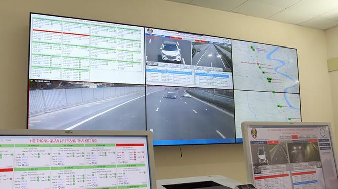Hệ thống giao thông thông minh của Hanel