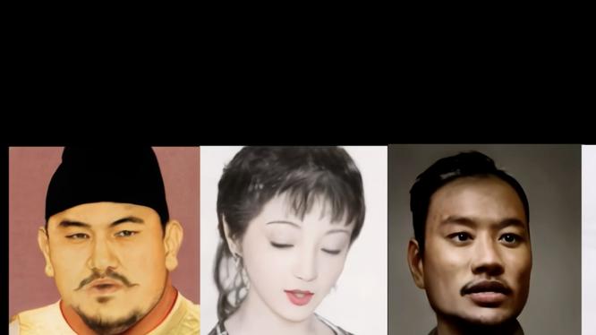 Những khuôn mặt được làm sống lại trong video của lập trình viên Trung Quốc