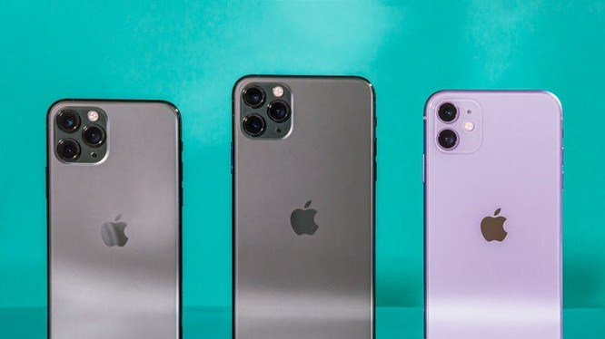 3 phiên bản iPhone 11 (ảnh: Business Insider)