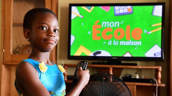 Các hình thức học tập từ xa đã được thúc đẩy trong giai đoạn Covid-19 bùng phát (ảnh: UNICEF)