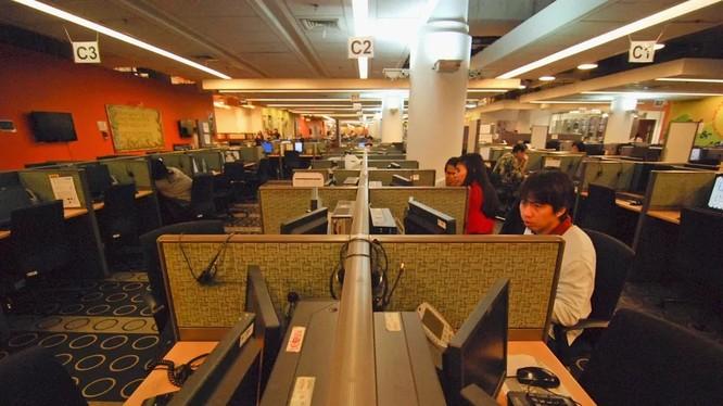 Nhân viên làm thuê cho Ring tại Philippines có nguy cơ mắc Covid-19 cao (ảnh: Getty Images)