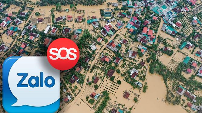 Tính năng tìm trợ giúp trên Zalo đã được triển khai cho người dùng ở 15 tỉnh thành