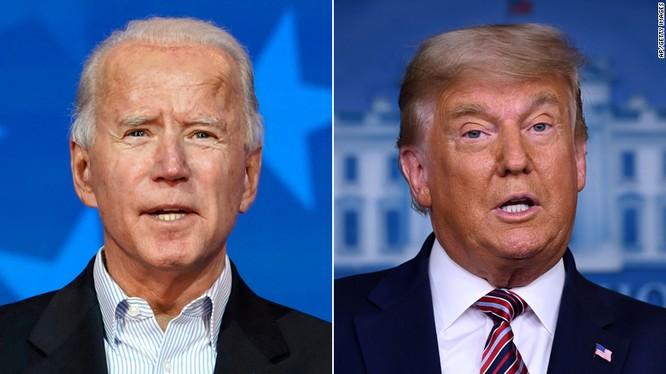 Ông Trump chưa có ý định thừa nhận thất bại trước ông Biden