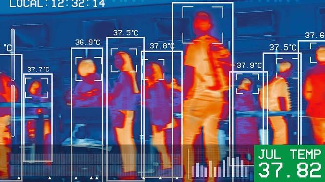 Nhiệt độ trung bình cơ thể người có xu hướng giảm theo thời gian (ảnh: Shutterstock)