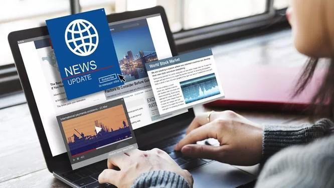 """Báo chí gặp nhiều thách thức mới trong kỷ nguyên công nghệ số. Bất cứ ai có trong tay thiết bị công nghệ cũng có thể trở thành """"nhà báo"""""""